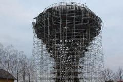 Wieża Ciśnień przed rewitalizacją